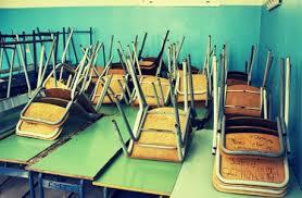 scuola in declino