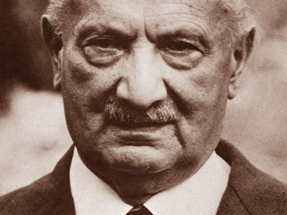 Martin Heidegger (1889 - 1976)