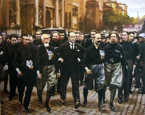 28 ottobre 1922, La marcia su Roma