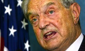 Il finanziere George Soros