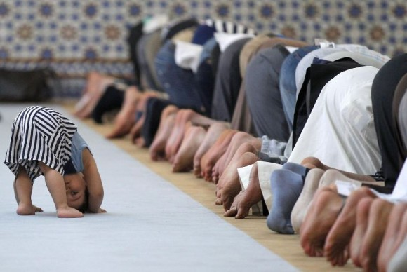 preghiera islamica