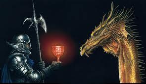 Trasmutazione alchemica: per domare il drago ci vogliono il sole e la luna insieme