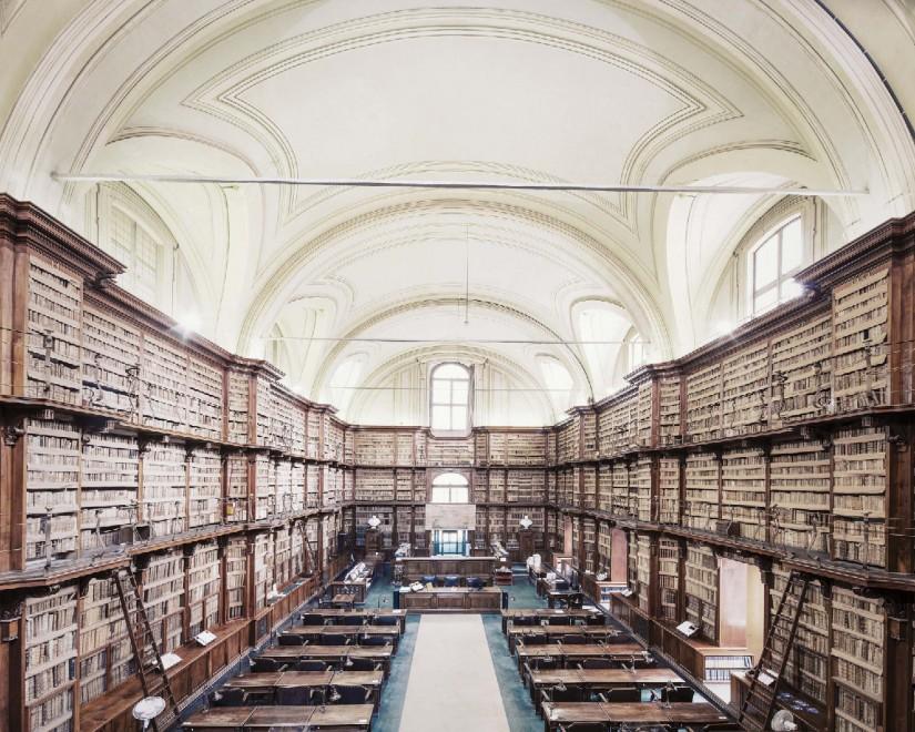 biblioteca Angelica Roma