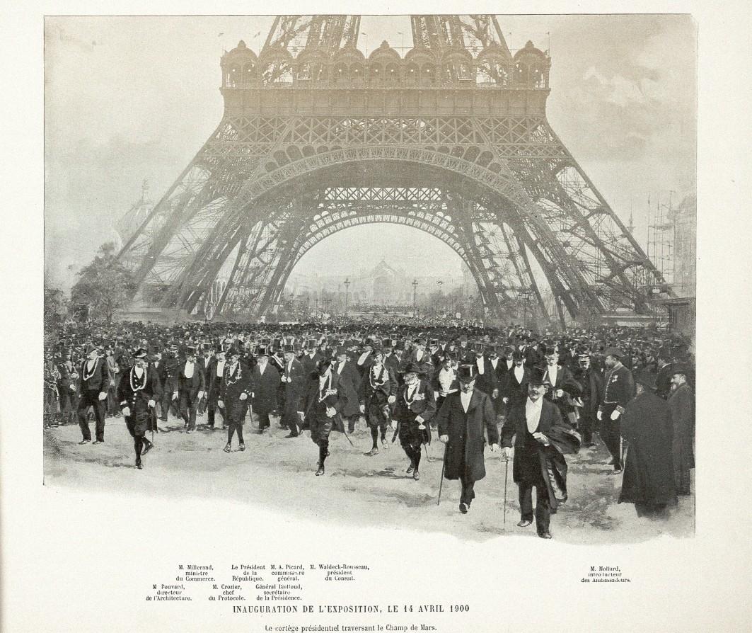 Cerimonia-apertura-esposizione-di-Parigi-1889-