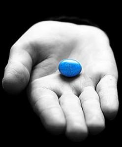 blue pill