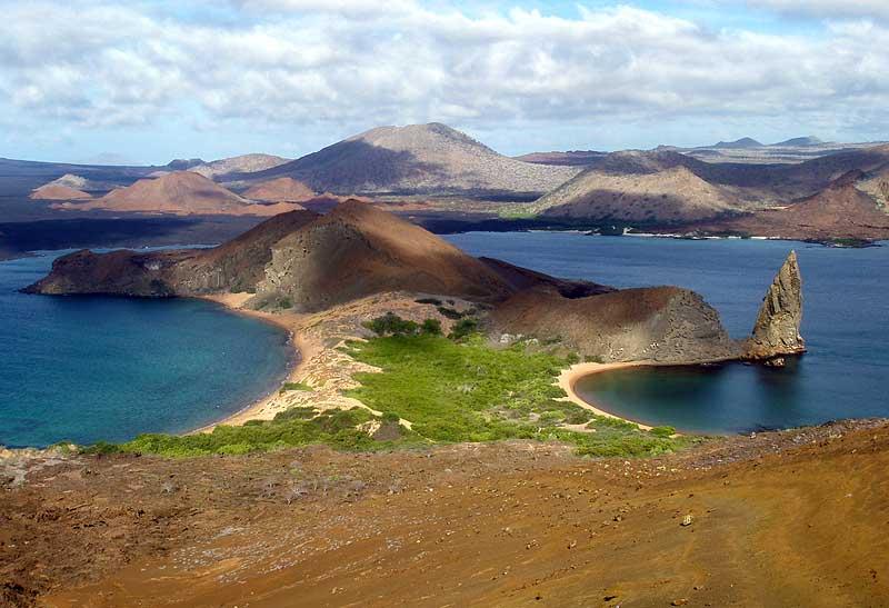 Isola Bartolomé, Galapagos