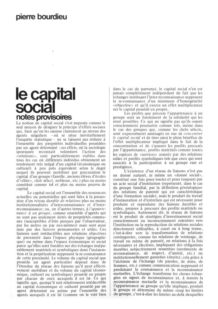 capital social 1