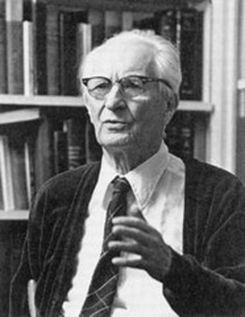 Fritz Heider (1896 - 1988)