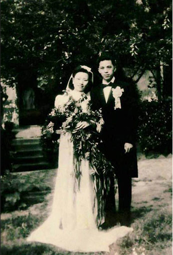 coppia di cinesi