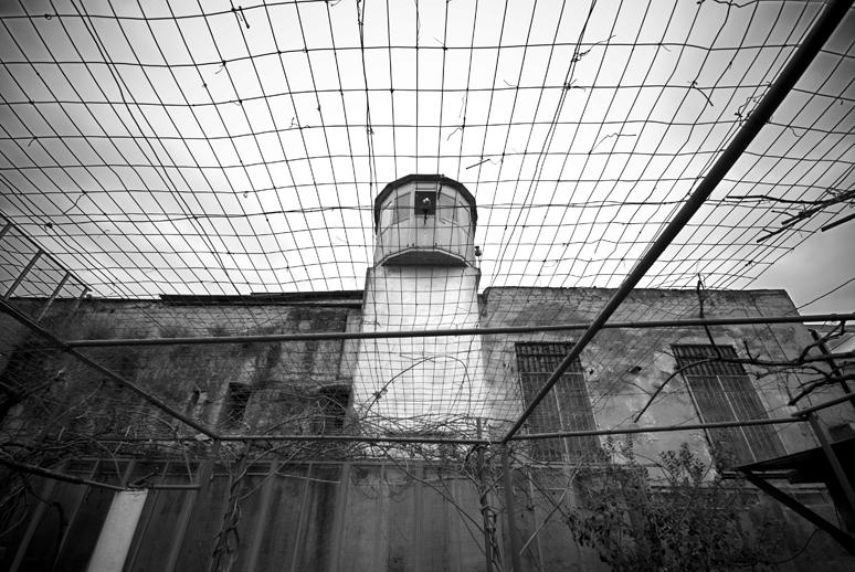O.P.G. - Ospedale Psichiatrico Giudiziario di Napoli. Criminal lunatic asylum in Napoli. © Roberto Boccaccino / Grazia Neri